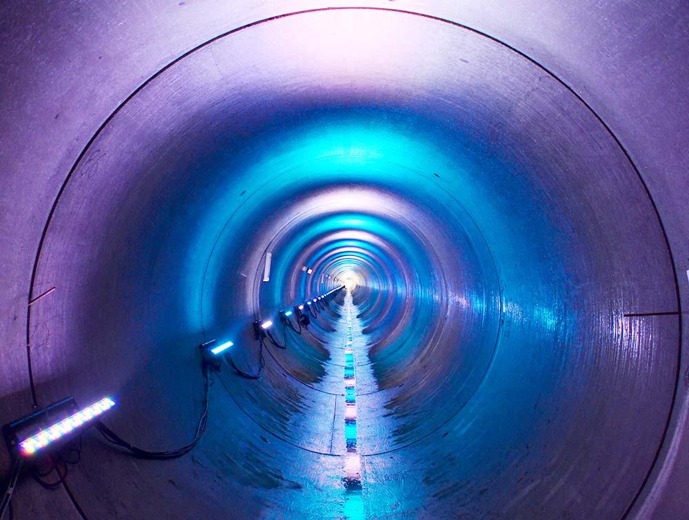Am kommenden Montag wird das erste Teilstück des Abwasserkanals zwischen Dortmund und Bottrop in Betrieb genommen. Foto: Emschergenossenschaft