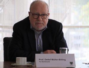 Prof. Detlef Müller-Böling, Hinweise, wie (anders) weiter