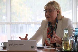 Prof. Ursula Gather - Rektorin TU Dortmund