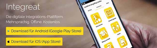 """Für besseren Durchblick in Dortmund: """"Integreat App"""" soll Menschen bei der Ankunft und Integration unterstützen"""