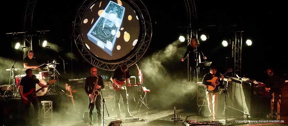 """Zum Abschluss wird die Band """"Kings of Floyd"""" auf dem Wilhelmplatz auftreten. Foto: Veranstalter"""