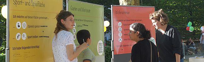 Viel bewegt im Blücherpark: Das Projekt KoopLab blickt zurück auf ein ereignisreiches Jahr in der Nordstadt