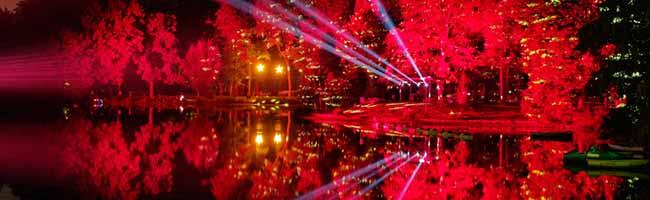 FOTOSTRECKE: Das war das Lichterfest im Fredenbaumpark