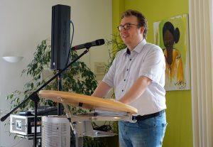 "Christopher Frentrup, Leiter des AWO-Betriebs ""Hilfen zur Erziehung"""