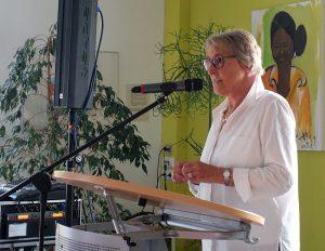 Dr. Bärbel Wardetzki ist Psychologin und Psychotherapeutin