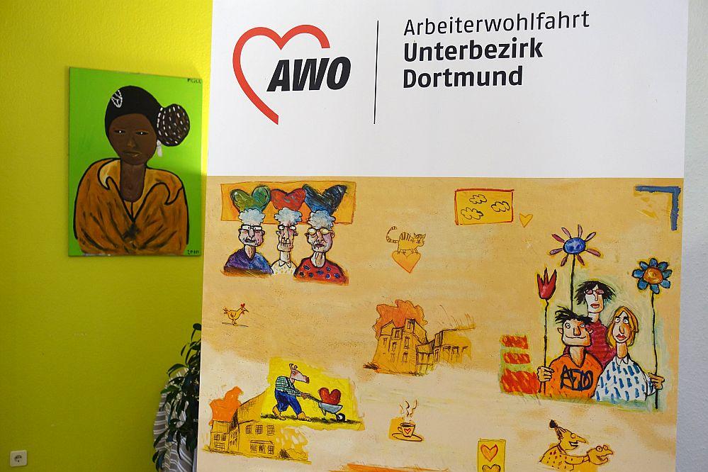 """Die AWO Unterbezirk Dortmund organisiert regelmäßig die Vortragsreihe """"Mitgedacht""""."""