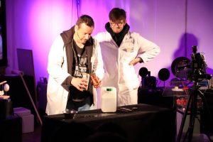 """Zum ersten Mal mit dabei: Das Wissenschaftsfestival """"Highlights der Physik""""."""