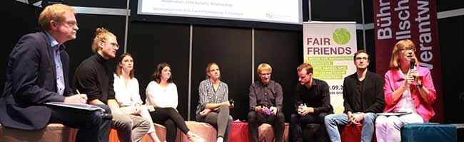 """Für Nachhaltigkeit: Messe """"Fair Friends"""" steigert Gästezahl – hohe Zufriedenheit bei den zahlreichen FachbesucherInnen"""