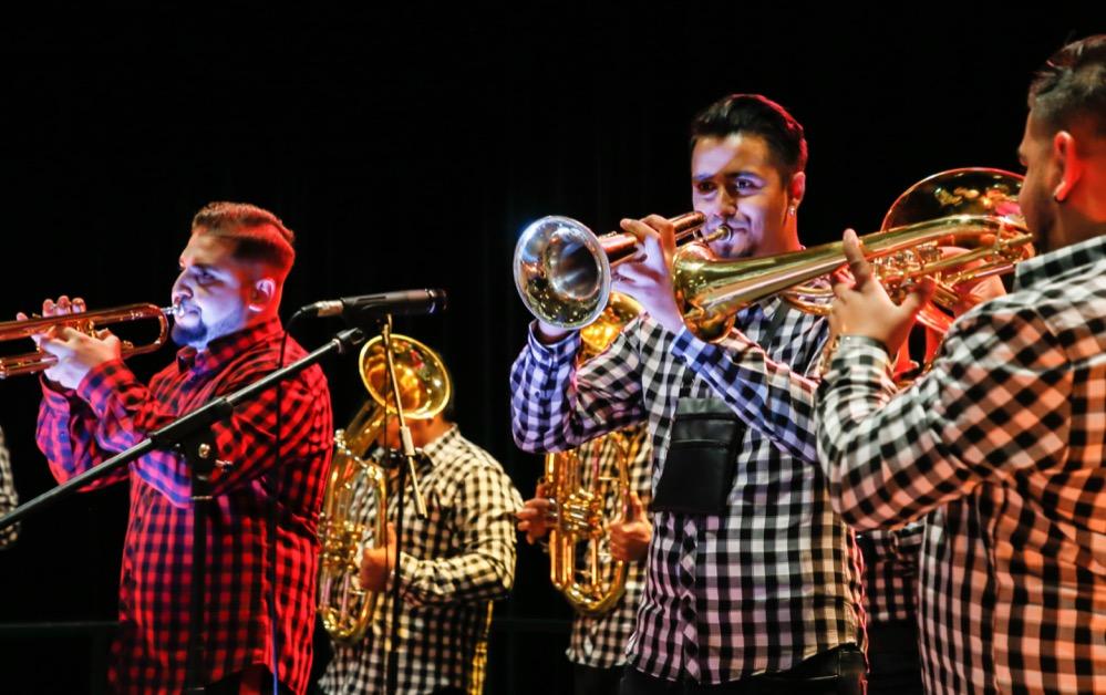 Musik und Tanz spielen in der Roma-Kultur eine wichtige Rolle.