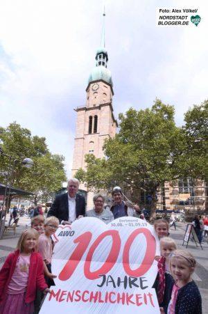 Die Hauptversammlung des Deutschen Städtetages, der Evangelische Kirchentag und die Feiern zu 100 Jahr-Feier des AWO-Bundesverbandes werden in der City stattfinden.