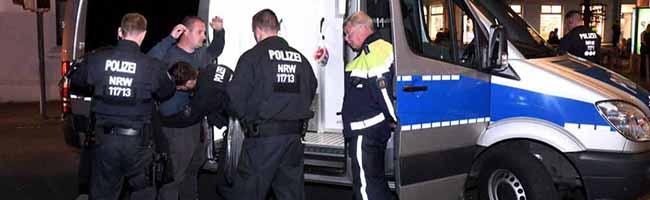 Trotz fallender Kriminalitätsraten – Polizei führt in der Nordstadt ab sofort testweise Elektroschocker mit sich
