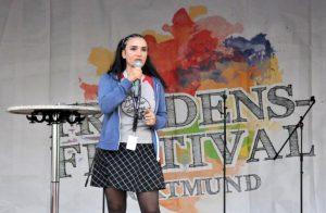 Senay Duzcu, erster weiblicher Stand-Up-Comedian in der Bundesrepublik mit türkischen Wurzeln
