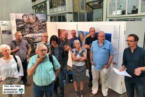 Bereits im Juni gab es eine kostenlose Führung für dju-Mitglieder durch die World-Press-Photo-Ausstellung.