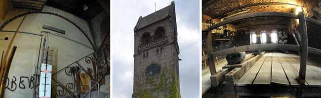SERIE Nordstadt-Geschichte(n): Nur ein Kirchturmstumpf blieb von der alten Johannes-Kirche – Johanneum als Moschee