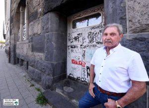 In der ehemaligen Steinwache begann Heiner Minzel seinen Dienst in der Nordstadt.