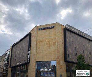 Das Karstadt-Stammhaus am Westenhellweg. Foto: Alex Völkel