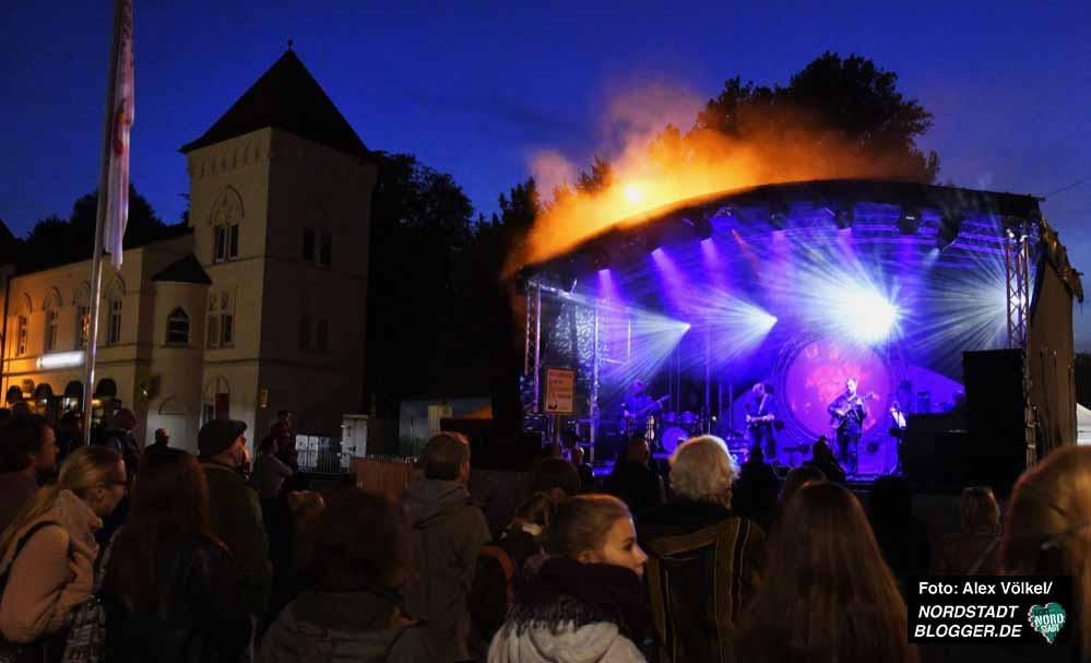 Die Band Kings of Floyd sorgten für einen gelungenen Abschluss auf dem Fest. Fotos: Alex Völkel/ Stephan Schütze