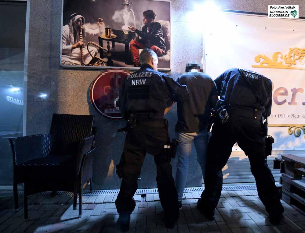 Vor allem Shisha-Bars hatten die Behörden im Blick. Hier gab es erneut die meisten Verstöße.