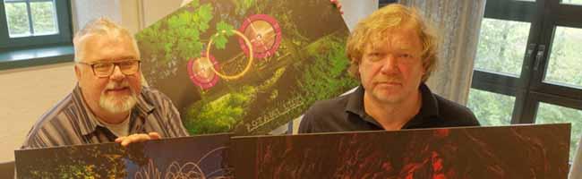 """VHS Aplerbeck bietet neuen Raum für Ausstellungen – """"Das Licht gehört zur Nacht"""" ist die erste Präsentation"""