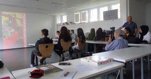 Kunstklasse Jahrgangsstufe 11 und 12 Anne-Frank-Gesamtschule