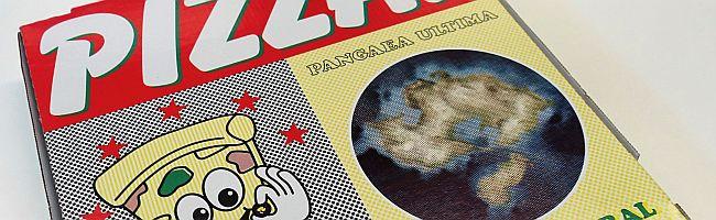 """Eine vereinte Welt ohne Grenzen: """"Pizza Pangaea"""" vor Ort – von visionären Gedankenspielen zur medialen Kreativpraxis"""