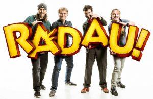 """Die Bands """"Radau"""" (Foto) und """"Randale"""" werden Rockkonzerte für Kinder geben. Foto: Veranstalter"""