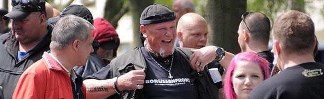 """""""SS-Siggi"""" muss in Haft – OLG Hamm bestätigt Freiheitsstrafe wegen Beleidigung – Heute  #WIRSINDMEHR-Kundgebung"""