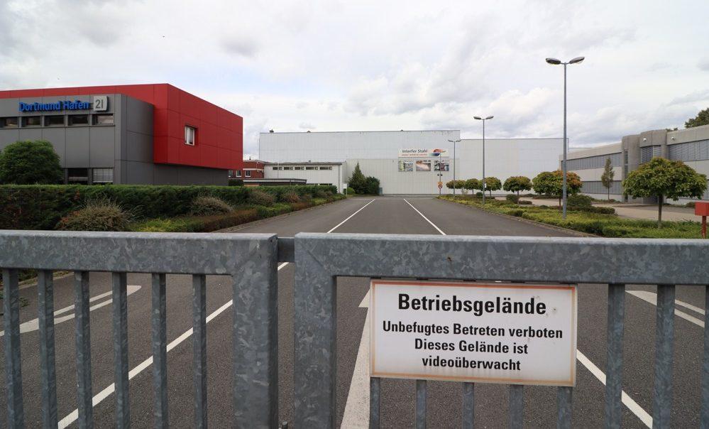 Die Stadt hat das fünf Hektar große Firmengelände von Knauf Interfer gekauft. Foto: Karsten Wickern