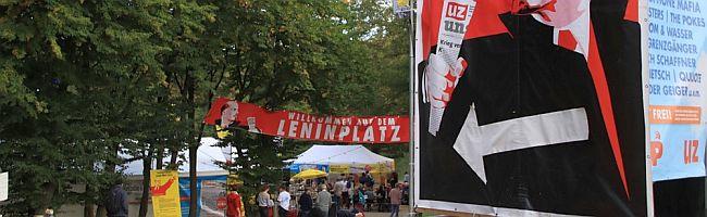 Starke Zeichen für Solidarität, Frieden und Gerechtigkeit beim UZ-Pressefest in Wischlingen – Viel Kunst und Kultur