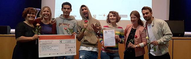 Toller Erfolg für kulturelle Bildung im U: Summer School Tanz und Film gewinnt Jugend.Kultur.Preis NRW 2018