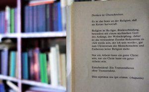Ernst Bloch, Atheismus im Christentum