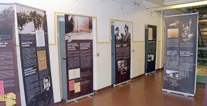 Noch bis zum 10. November kann die Ausstellung besucht werden. Foto: Arnd Lülfing