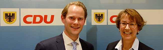 Nach der Kommunalwahl geht die CDU Dortmund mit Dr. Annette Littmann auch in die Europawahl im Mai 2019