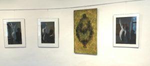 Werke von Martine Gabriel Reis-Mendonça und Bernard Lerêtre
