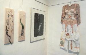 Werke von Martine Compère-Spitzer und Bernard Lerêtre