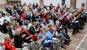 Viel Applaus gab es im Rathaus für die Nordstadtblogger.