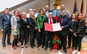 Die Dortmunder SPD-Fraktion überreicht den Fritz-Henßler-Preis an Nordstadtblogger.