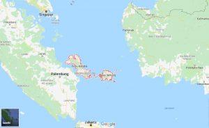 Bangka und Belitung