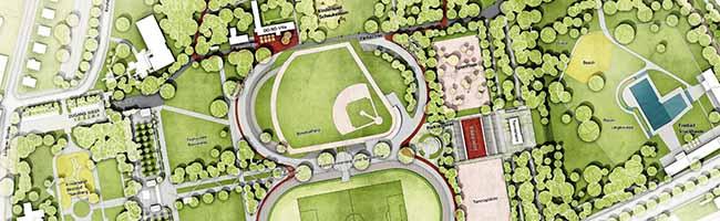 Nordstadt: Fünf Millionen Euro Investitionen geplant – Jury kürt Entwürfe für Hoeschpark und Freibad Stockheide