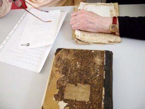 Es kann in über 300 Jahre alten Büchern gestöbert werden. Foto: Kochbuchmuseum