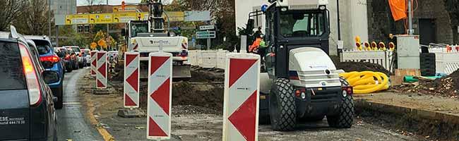 Radwegeausbau und Barrierefreiheit: Tiefbauamt plant 450 investive Baumaßnahmen in Dortmund bis zum Jahr 2023