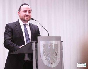 Rabbiner Baruch Babaev