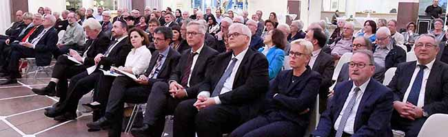 70 Jahre Israel: Feierstunde im Zeichen von Freundschaft, Völkerverständigung und dem Kampf gegen Antisemitismus