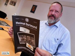 Nordstadtblogger Klaus Winter war für die Automobil-Ausgabe der Chefredakteur.