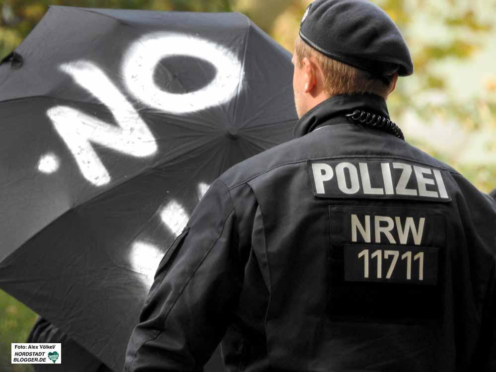 Am Samstag gibt es erneut eine Demonstration gegen das neue Polizeigesetz.