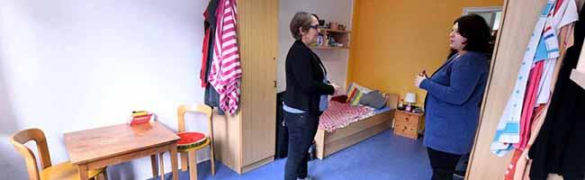 Obdachlosigkeit in Dortmund: Die Notschlafstelle für Frauen der Diakonie ist überfüllt – eine Alternative gibt's noch nicht