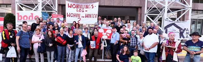 Überleben im Winter in Dortmund: Vereine fordern bezahlbare Wohnungen für alle und bitten um Schlafsäcke für Obdachlose
