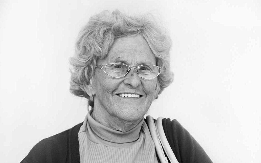 """Die engagierte und auch streitbare Nordstädterin wurden von vielen Menschen nur """"Oma Bonke"""" genannt. Foto: Alex Völkel"""