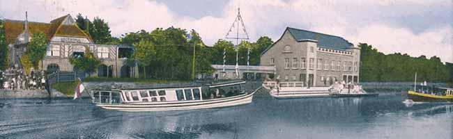 SERIE Nordstadt-Geschichte(n): Die Bootshäuser des RC Hansa 98 – Der Ruderklub wurde vor 120 Jahren gegründet