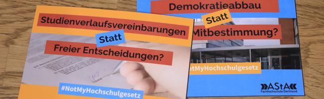 Neues Hochschulgesetz NRW: Mehr Freiheit für Hochschulen könnte weniger Freiheit für Studierende bedeuten